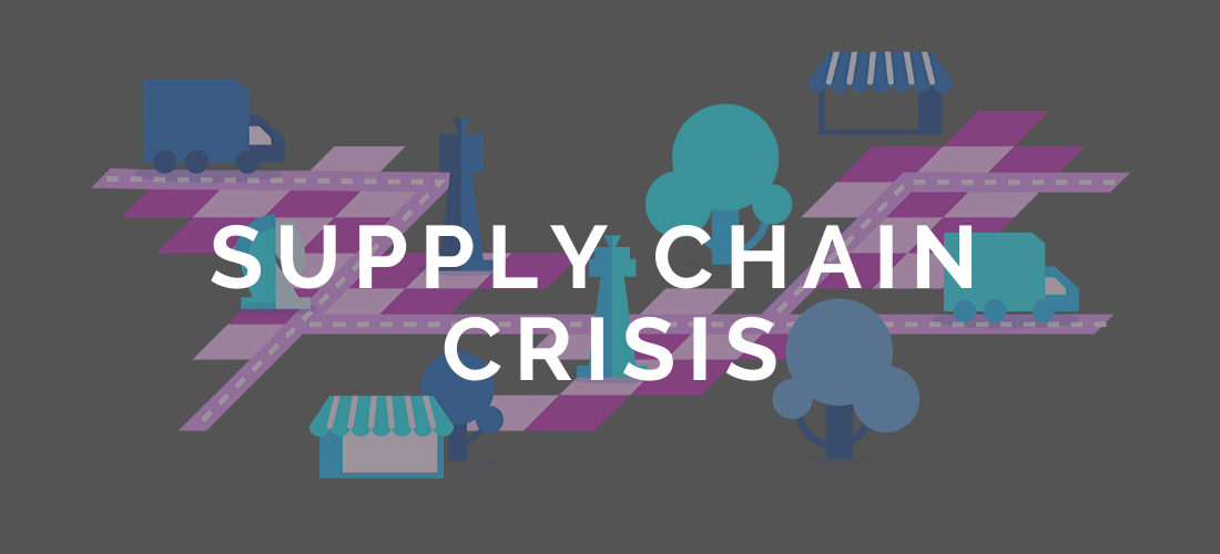 YOUR SUPPLY CHAIN DOESN'T WORK. SO WHAT NOW?
